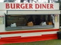 Burger Diner Trailer